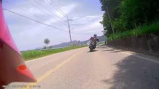 R1200GS 주행 영상 (이노브 K3 블랙박스 전방)…