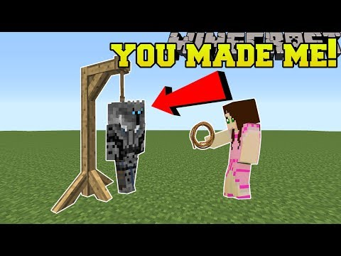 Thumbnail: Minecraft: LOOK WHAT YOU MADE ME DO!!! - Trick Or Treat Find The Button - Custom Map [2]