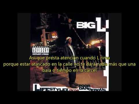 Big L  Street Struck subtitulado al español