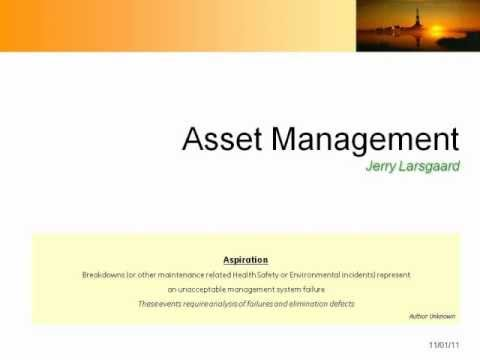 Avoid Equipment Surprises - Oil & Gas Industry Asset Managem