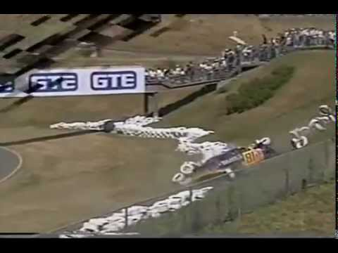 Top 10 Kenny Wallace Crashes