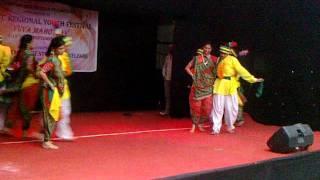 Dangi Folk Dance SNDT