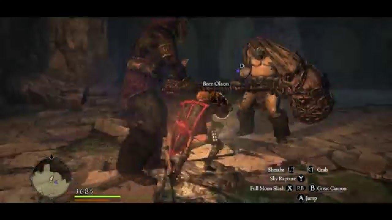 Video Abyssal Anguish Vs 3 Elder Ogres 3 Eliminators 3 Sirens G