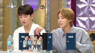 [RADIO STAR] 라디오스타  Kim Jin-woo, YG's mysticism took over by WINNER 20170809