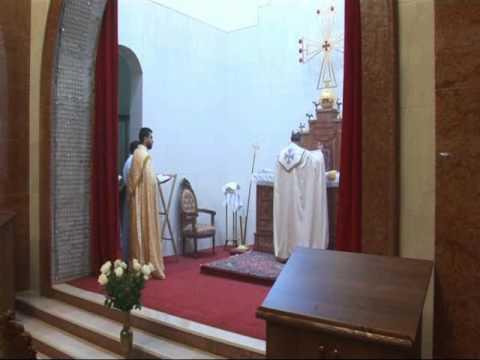 Assyrian church - Moscow 1. 07 .08