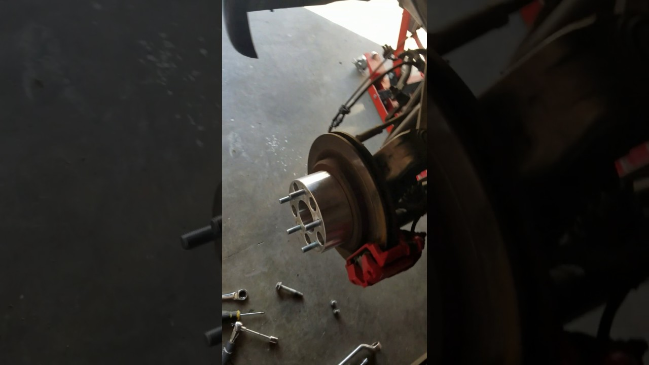 2002 C5 Corvette rear subframe disassemble to install clutch