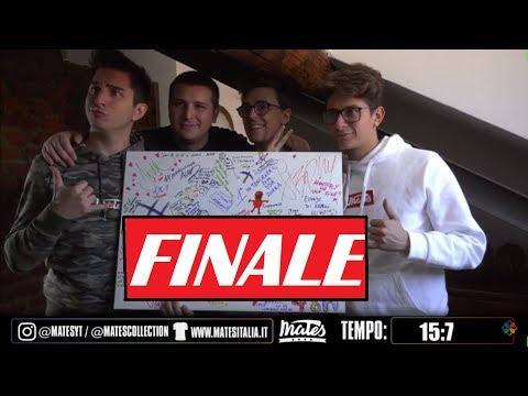 Mates Live 48h Finale Completo