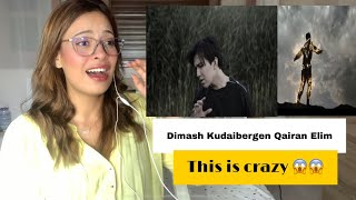 Dimash Kudaibergen - Qairan Elim | ♡VOCALIST REACTION♡