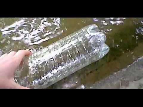 Pi ge poisson fish trap youtube - Fait a la maison tube ...