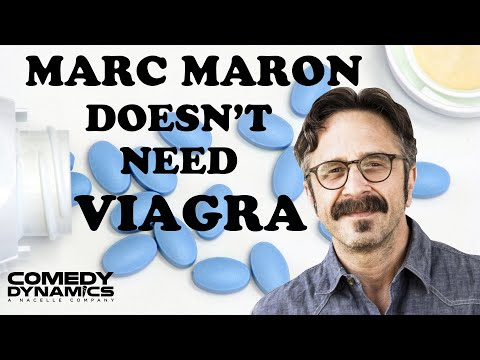 Marc Maron - Viagra (Stand Up Comedy)