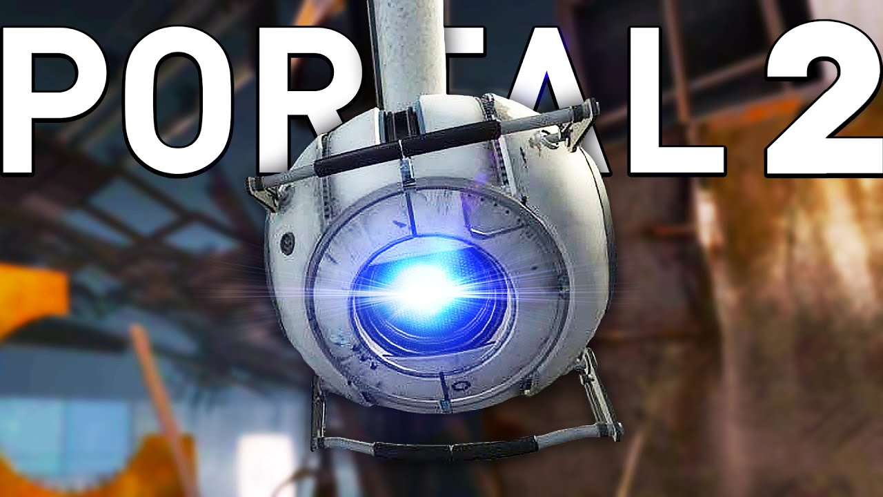 GLaDOS KEEPS CALLING ME FAT | Portal 2 - Part 2