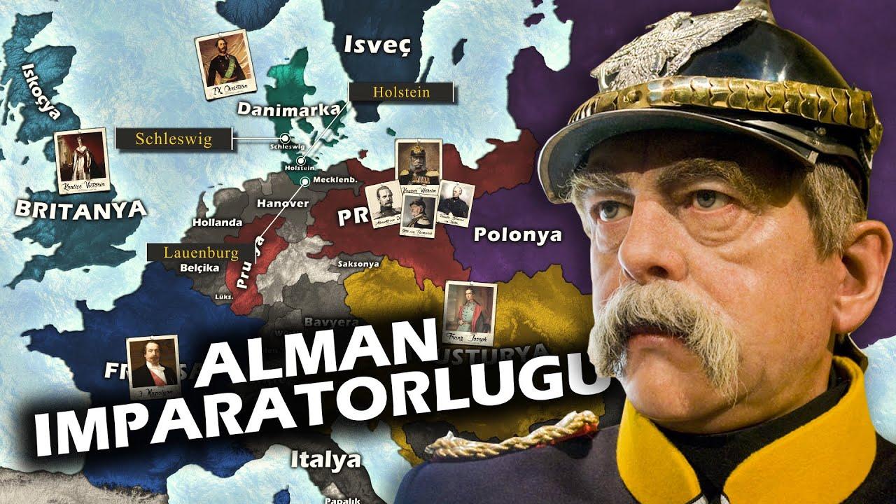 KAN VE DEMİR: Alman İmparatorluğu Nasıl Kuruldu? (Bölüm 1/2) Avusturya-Prusya Savaşı 1866