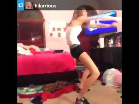 dancing Black vine girl