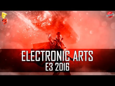 Конференция Electronic Arts (EA Play 2016) на русском