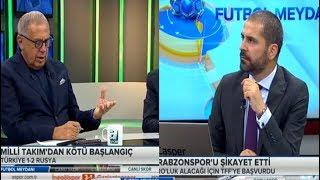 FUTBOL MEYDANI  Galatasaray , Fenerbahce Beşiktaş yorumu 08,9,2018