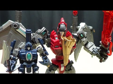 Fansproject VOLAR w/ VELOS (Swoop): EmGo's Transformers Reviews N' Stuff