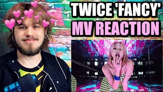 "Cover images TWICE ""FANCY"" M/V 