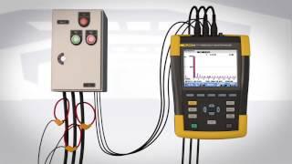 видео Анализатор качества электроэнергии. Приборы контроля электрической энергии