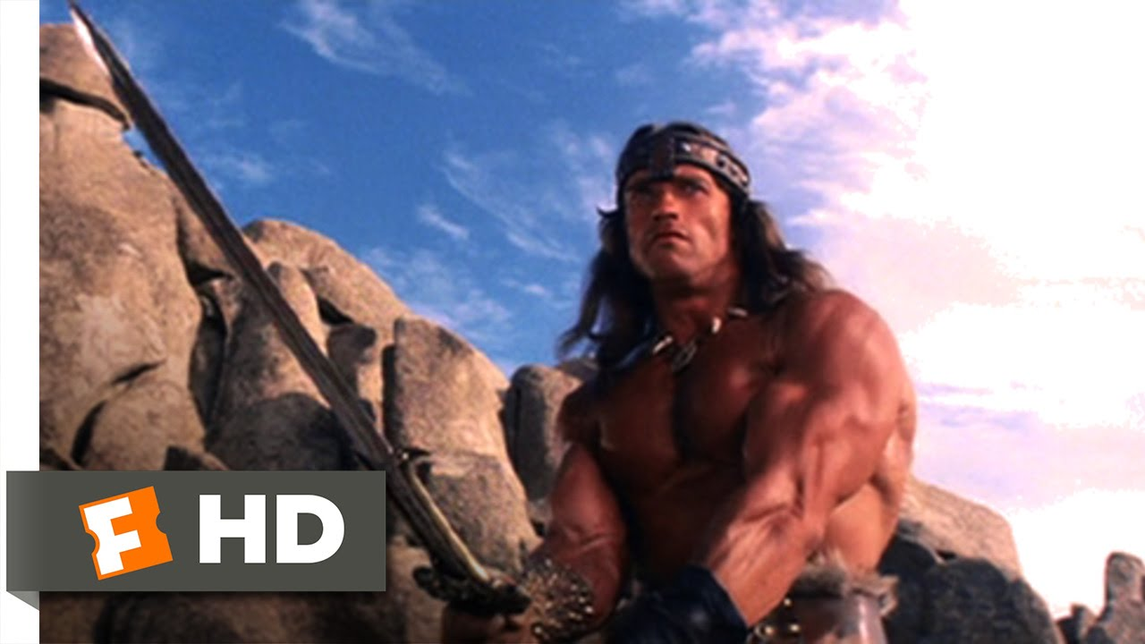conan the destroyer 1984 they want to capture us scene 1 10