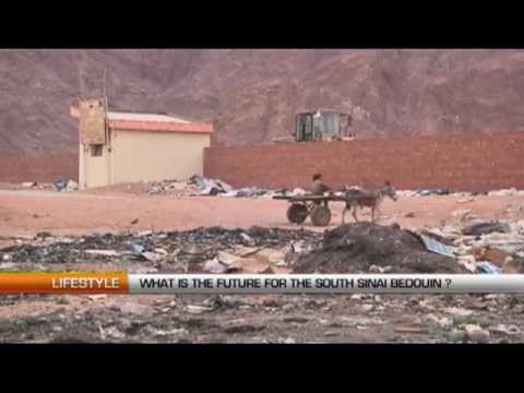 EGYPT: WHAT IS THE FUTURE FOR SOUTH SINAI BEDOUINS?