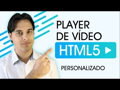 Como criar um player de vídeo HTML5 personalizado