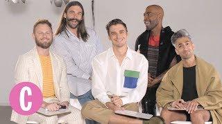 Queer Eyes Fab 5 Play the Superlative Game | Cosmopolitan