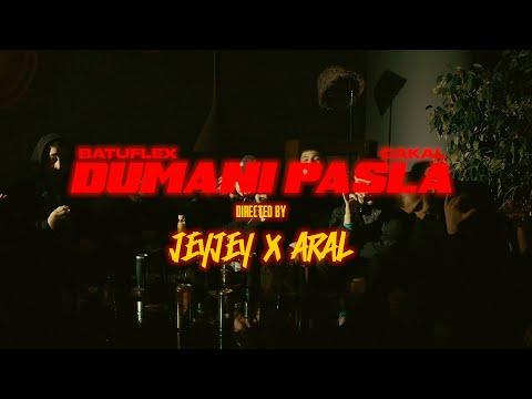 BATUFLEX X CAKAL - DUMANI PASLA (prod by. AKDO) [VIDEO]