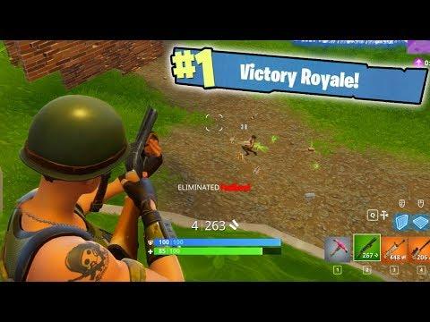 10 MILLION SUBSCRIBER YOUTUBER FORTNITE SQUAD. (Fortnite Battle Royale)