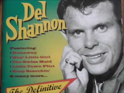 "del  shannon      ""the letter""      stereo remaster.   2016 post."
