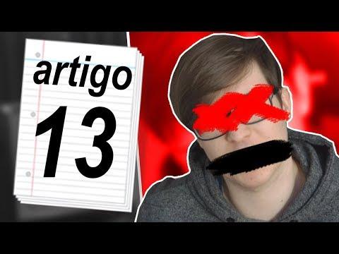 A VERGONHA do ARTIGO 13 ...
