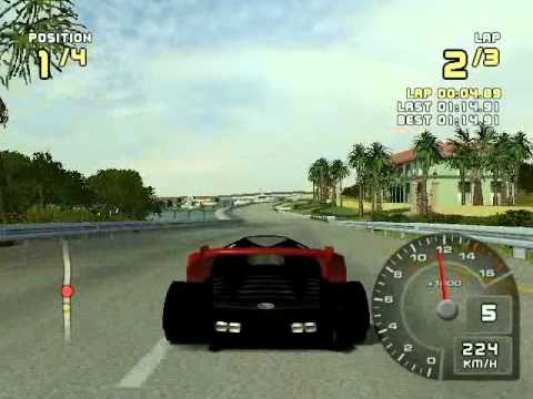 ford racing 2 for pc with my car : ford indino concept 1996