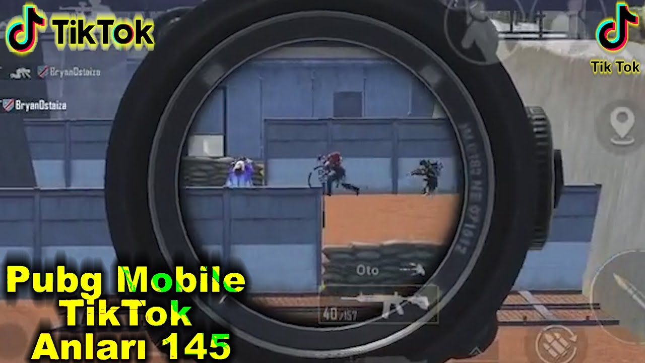 PUBG Mobile Tiktok Videoları En Komik Anlar #145