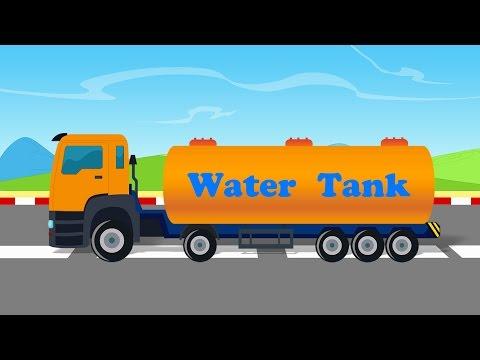 Water Tanker | Uses Of Water Tanker
