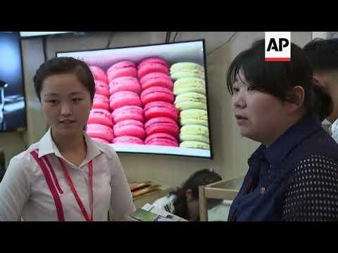 North Korea open for business at Pyongyang trade fair