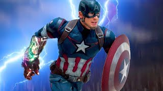 MARVEL REVEALS if CAPTAIN AMERICA COULDV'E SNAPPED (Would He Survive?) AVENGERS ENDGAME EXPLAINED
