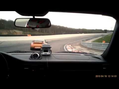 Dijon Prenois 19.4.2013 Porsche onboard - Pistenclub
