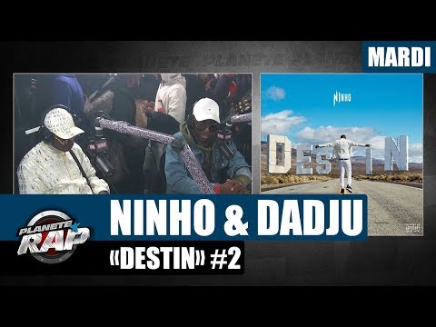 Planète Rap - Ninho avec Dadju 'Destin' #Mardi