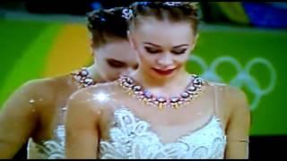 Выступление Россиянок  21 августа,художественная гимнастика!