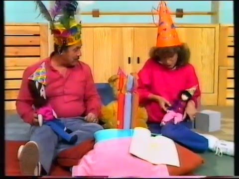 Play School With Benita And Alister 1987