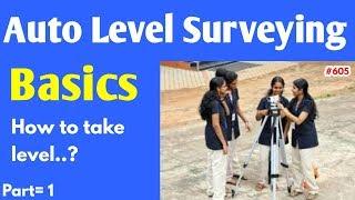 Auto Level Basics | What is Auto Level | Auto Leveling Basics
