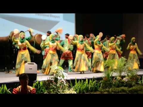 Tarian Tradisional Banten