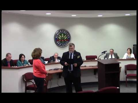 February 22 2017 Sussex County Board of Chosen Freeholders