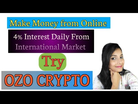 OZO CRYPTO Full Plan || Bitcoin Concept || Best Online Business Plan💁