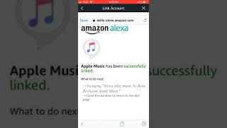 How to set up Apple Music with Amazon Alexa