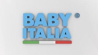видео Детские кроватки Baby Italia