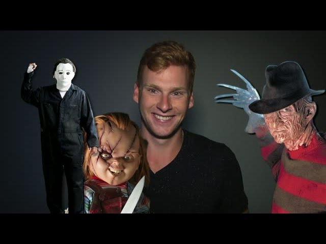 Puck Personality: Halloween Rookies