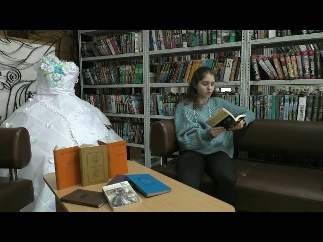 Изображение предпросмотра прочтения – АлинаГлушкова читает произведение «Ася» И.С.Тургенева