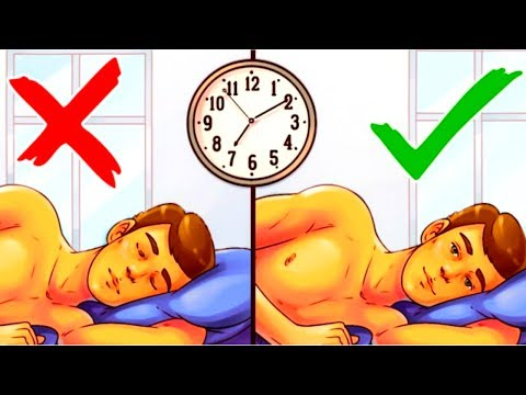 9 Fascinating Things That Happen to Your Body While You Sleep