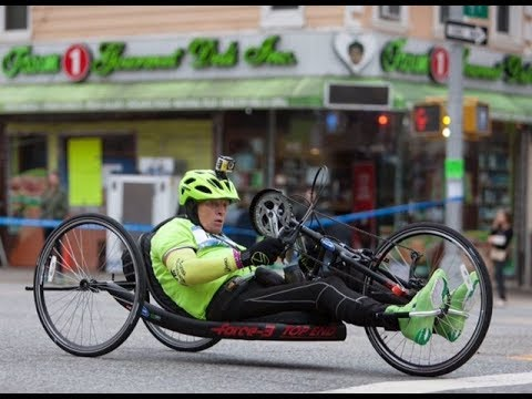 Interview with Ian Walker - Paraplegic Ultra Endurance Handbiker.