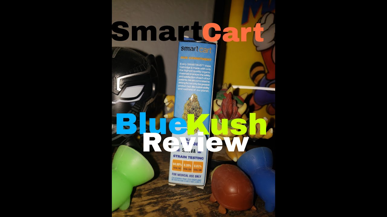 Smartcart Blue Krush Review - YouTube